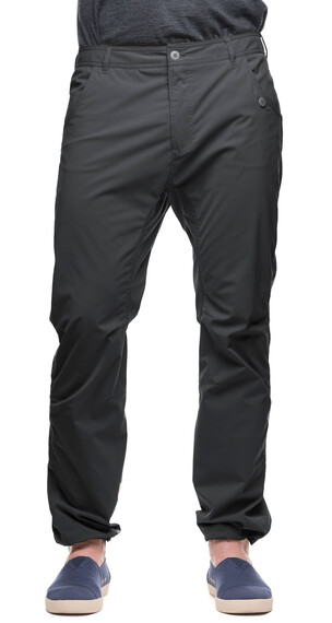 Houdini M's Thrill Twill Pants Rock Black